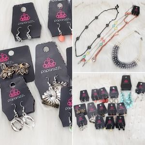 Paparazzi Jewelry Collection Earrings Necklaces